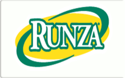Sell Runza Gift Card