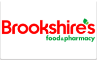 Buy Brookshire Grocery Gift Card