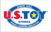 Buy U.S. Toy Company Gift Card