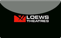 Sell Loews Cineplex Gift Card