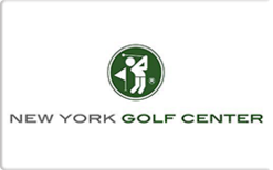Sell New York Golf Center Gift Card