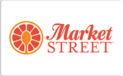 Sell Market Street Gift Card