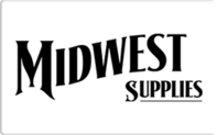 Buy Midwest Supplies  Gift Card