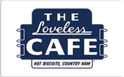 Buy The Loveless Cafe Gift Card