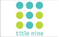 Buy Title Nine Gift Card