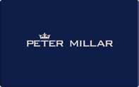 Buy Peter Millar Gift Card