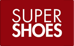 Sell Super Shoes Gift Card