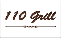 Sell 110 Grill Gift Card