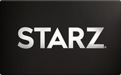 Sell Starz Gift Card