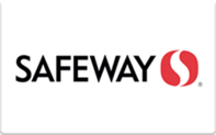 Buy Safeway (Physical) Gift Card