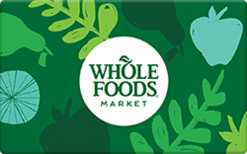 Sell Whole Foods Market® Gift Card
