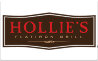 Buy Hollie's Flatiron Grill Gift Card