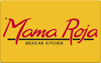 Buy Mama Roja Mexican Kitchen Gift Card