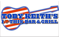 Sell Toby Keith's This Bar & Grill Gift Card