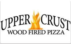 Sell Upper Crust Wood Fired Pizza Gift Card