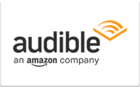 Buy Audible Gift Card