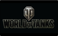 Buy Wargaming.net World of Tanks Gift Card