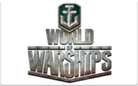 Buy Wargaming.net World of Warships Gift Card