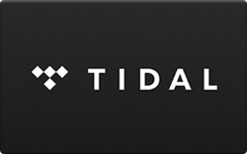 Sell TIDAL Gift Card