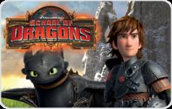 Sell JumpStart School of Dragons Gift Card