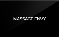 Buy Massage Envy Gift Card