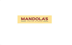 Sell Mandola's Italian Kitchen Gift Card