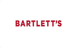 Sell Bartlett's Gift Card