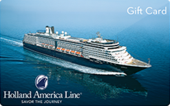 Sell Holland America Gift Card