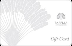 Sell Raffles Hotels & Resorts Gift Card