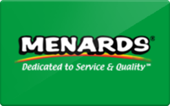 Menards Gift Card - Check Your Balance Online | Raise.com