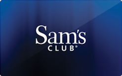 Sell Sam's Club 1-Year New Member Offer Gift Card