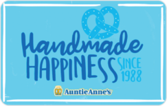 Sell Auntie Anne's Gift Card