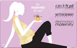 Sell Motherhood Maternity Gift Card