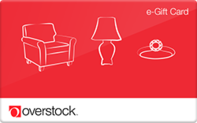 Buy Overstock Gift Card