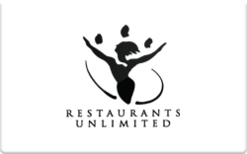 Sell Restaurants Unlimited Gift Card