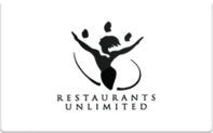 Buy Restaurants Unlimited Gift Card