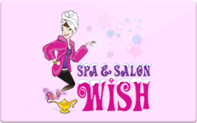 Buy Spa and Salon Wish Gift Card