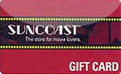 Sell Suncoast Gift Card