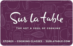 Sell Sur La Table Gift Card