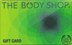 Sell The Body Shop Gift Card