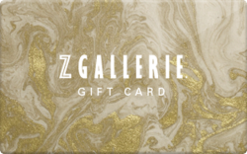 Sell Z Gallerie Gift Card