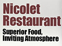 Sell Nicolet Restaurant of De Pere Gift Card