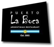 Sell Puerto La Boca Argentinian Restaurant  Gift Card