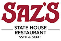 Sell Saz's State House Restaurant Gift Card