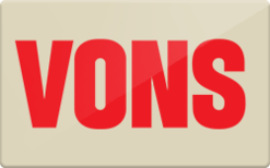 Sell Vons Gift Cards | Raise