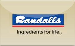 Buy Randalls Gift Card