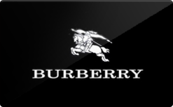 Sell Burberry Gift Card
