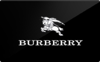 Buy Burberry Gift Card