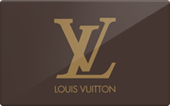 Sell Louis Vuitton Gift Card