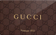 Buy Gucci Gift Card